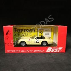 Best Model 1:43 Ferrari 275 GTB-4 Sebring 1967