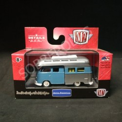 M2 Machines 1:64 1959 Volkswagen Double Cab Truck USA Model