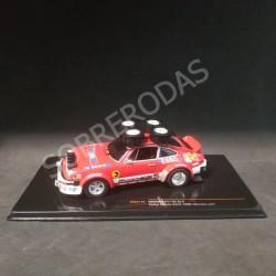 IXO Models 1:43 Porsche 911 SC Gr.4 Rallye Monte-Carlo 1980 (Service Car)