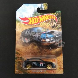 Hot Wheels 1:64 Subaru WRX STI (Backroad Rally Series)