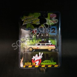 Johnny Lightning 1:64 Ecto 1A (Ghostbusters 2) (MiJo Exclusive)