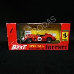 Best Model 1:43 Ferrari 750 Monza (Mille Miglia 1992)