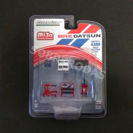 Greenlight 1:64 BRE Datsun Tool Set