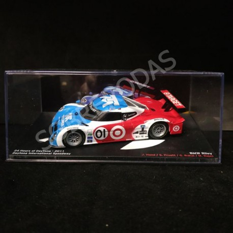 Altaya 1:43 BMW Riley (2011 24 Hours of Daytona)
