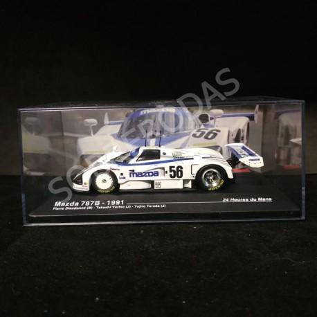 Altaya 1:43 Mazda 787B (1991 24 Heures du Mans)