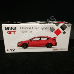 TSM Model Mini GT 1:64 Honda Civic Type R (LHD)