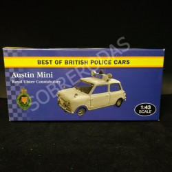 Editions Atlas 1:43 Austin Mini