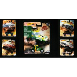 Hot Wheels 1:64 Desert Rally (Set)