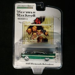 Greenlight 1:64 1957 Plymouth Belvedere