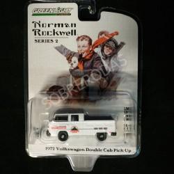 Greenlight 1:64 1972 Volkswagen Double Cab Pick-Up