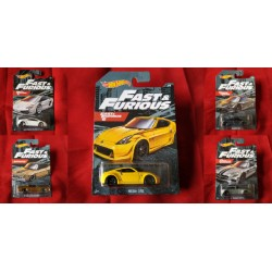 Hot Wheels 1:64 Fast & Furious 2020 Series
