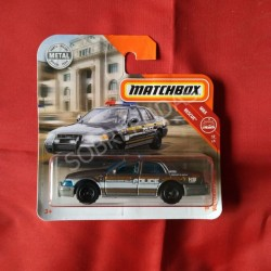 Matchbox 1:64 '06 Ford Crown Victoria Police