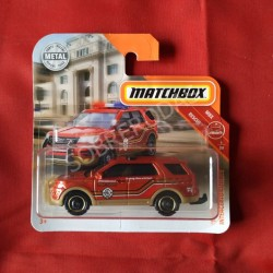 Matchbox 1:64 '16 Ford Interceptor Utility