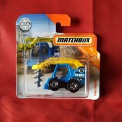 Matchbox 1:64 Drill Digger