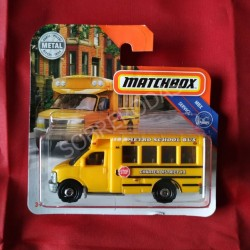 Matchbox 1:64 GMC School Bus