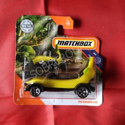 Matchbox 1:64 Big Banana Car