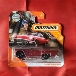 Matchbox 1:64 '57 Ford Thunderbird