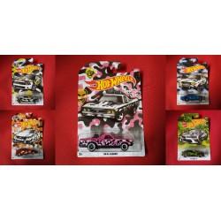 Hot Wheels 1:64 Urban Camouflage Series 2020 (Set)