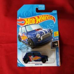 Hot Wheels 1:64 Morris Mini (Cartela Longa)