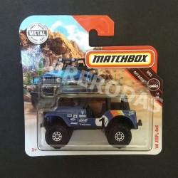 Matchbox 1:64 '60 Jeep 4x4