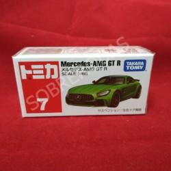 Tomica 1:65 Mercedes-AMG GT R
