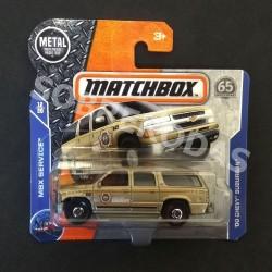 Matchbox 1:64 '00 Chevy Suburban