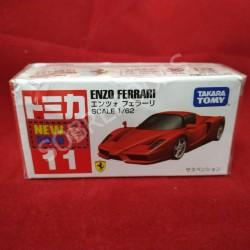 Tomica 1:62 Enzo Ferrari
