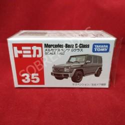 Tomica 1:62 Mercedes-Benz G-Class