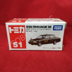 Tomica 1:63 Toyota Crown Comfort Taxi