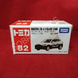 Tomica 1:66 Mazda CX-5 Police Car