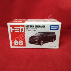 Tomica 1:64 Nissan Elgrand