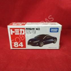 Tomica 1:64 Peugeot RCZ