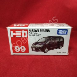 Tomica 1:67 Nissan Serena