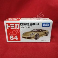 Tomica 1:64 Porsche Boxster