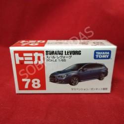 Tomica 1:65 Subaru Levorg
