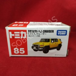 Tomica 1:66 Toyota FJ Cruiser
