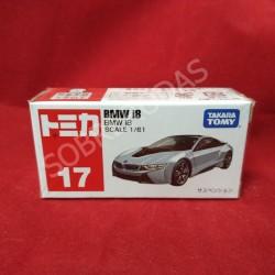 Tomica 1:61 BMW i8