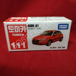 Tomica 1:60 Audi A1