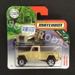 Matchbox 1:64 Willys Jeep Pickup 4x4