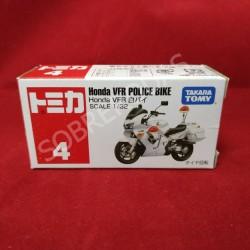 Tomica 1:32 Honda VFR Police Bike