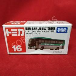 Tomica 1:171 Isuzu Gala JR Bus Tohoku