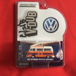 Greenlight 1:64 1973 Volkswagen Westfalia Campmobile