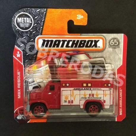 Matchbox 1:64 MBX Ambulance
