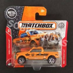 Matchbox 1:64 MBX Rescue 4x4