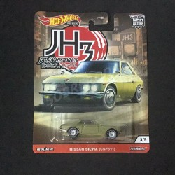 Hot Wheels 1:64 Nissan Silvia (CSP311) (Japan Historics 3)