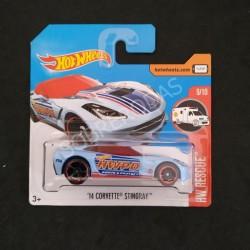 Hot Wheels 1:64 '14 Corvette Stingray