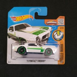 Hot Wheels 1:64 '73 Pontiac Firebird