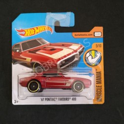 Hot Wheels 1:64 '67 Pontiac Firebird 400
