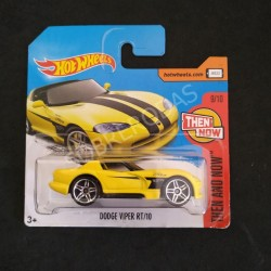 Hot Wheels 1:64 Dodge Viper RT/10