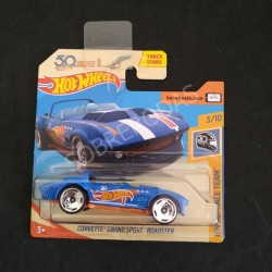Hot Wheels 1:64 Corvette Grand Sport Roadster